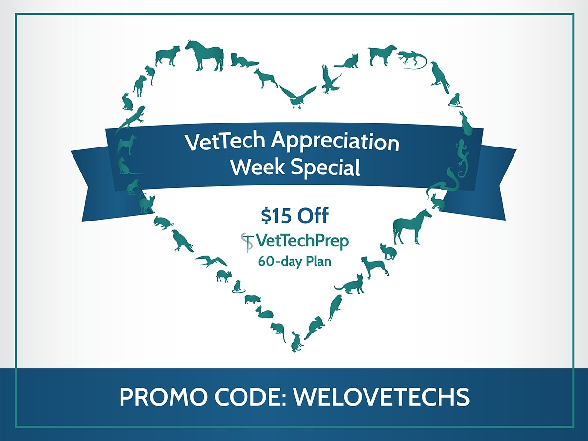 Celebrate Vet Tech Appreciation Week with this Deal!